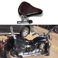 For Yamaha V Star 650 950 1100 1300 Motorcycle Bobber Chopper Spring Solo Seat