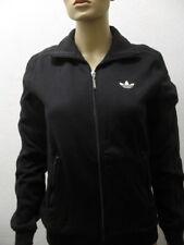 adidas Originals Sweatjacke »fleece Firebird« schwarz