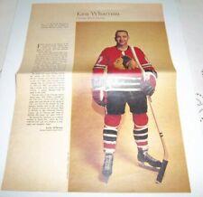 Ken Wharram  # 5 Weekend  Magazine Photos 1963-64  Toronto Star lot 4