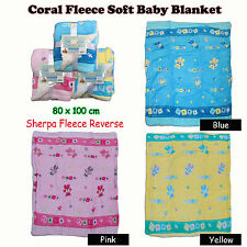 Fleece Nursery Multi-Purpose Blankets