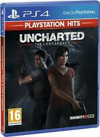 Uncharted Lost Legacy PS4 - NEW SEALED