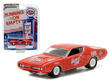 1971 DODGE CHARGER STP 1/64 DIECAST MODEL CAR BY GREENLIGHT 41010 E