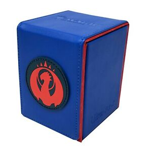Ultra Pro MAGIC Alcove Flip MTG IZZET Guilds 100+ Pro Deck Box Ravnica THRONE