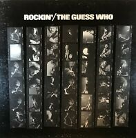 The Guess Who - Rockin' - RCA Victor - 1972 - Vinyl LP