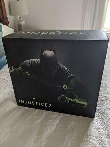 DC Injustice 2 The Versus Collection Batman vs. Brainiac Statues