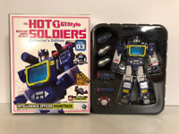 New Hot Soldiers H.S. 03 Soundwave Legends Figure by Mech Planet (Free Shipping)
