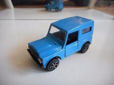 Polistil Fiat Campagnola in Blue