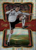 2017-18 Select Soccer In the Clutch Singles (Pick Your Cards)