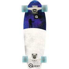 Quest 27� Moon Cruiser Skateboard Free Shipping