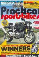 PRACTICAL SPORTSBIKES N.70-70,80,90's Bikes(NEW)*Post included to UK/Europe/USA