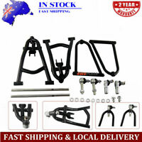 """Adjustable Sport Extender A-Arms+2""""Wider For Yamaha Raptor 700/700R All Years"""