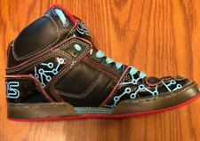 e4ac8a8749 *RARE*OSIRIS NYC 83 Tron Legacy Limited Edition Neon Blue/Red/Black