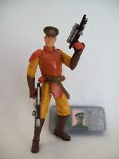 Star Wars Episode 1 NABOO ROYAL SECURITY Soldier Trooper action figure EP1 TPM