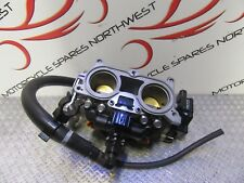 HONDA CB500F ABS PC58 2018 THROTTLE BODY WITH INJECTOR & TPS 214 MILES BK450