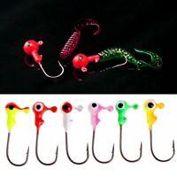 paddletail drop shot grubs lures drop shotting jigging mini reapers fry pattern