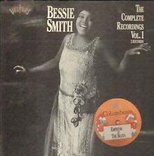 BESSIE SMITH - the complete recordings vol. 1 BOX 2 LP