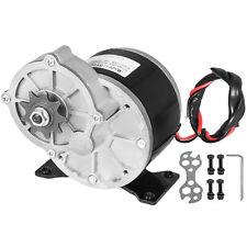 250W DC Electric Motor 24V 2700RPM Gear ratio 9.7:1 Minibike Go Kart E-Scooter