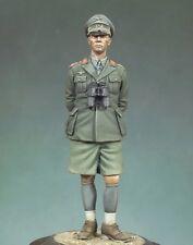 1/35 Scale World War II ROMMEL IN AFRICA Resin Model Kit (1 Figure)