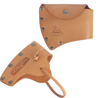 Tourbon Leather Axe Holder Sheath Hatchet Holster Blade Cover Protector 2 Styles