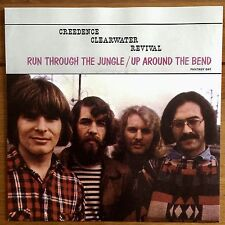 """Creedence Clearwater Revival - Round Through The Jungle  7"""" Vinyl"""