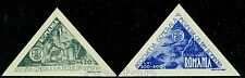 1945 Masonic,Industry,Resita Steel,Icarus,Airplane,Mou ntain,Agir,Romania,913,Mnh