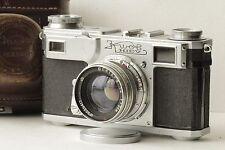 KIEV-2A Soviet RF Camera 35mm Lens Jupiter 8m 250