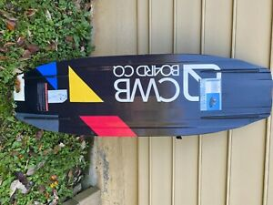 CWB Wakeboard 146 with L/XL Bindings.  Black