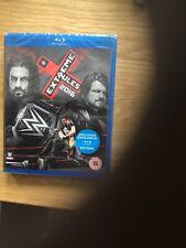 New listing WWE Extreme Rules 2016 Brand New & Sealed Blu Ray