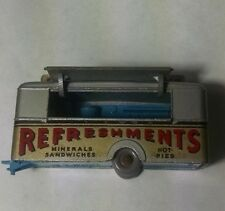 Matchbox Regular Wheel 74 Mobile Refreshment Canteen GPW 1959