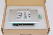 New Moxa Eds-205A-S-Sc Unmanaged Switch 4 10/100Base