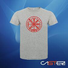 Camiseta brujula compass vinkingo vikings odin nordico  ENVIO 24/48h