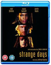 Strange Days [1995]u(Blu-ray)~~~~~Ralph Fiennes, Angela Bassett~~~~~NEW SEALED