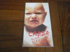 CD Japan Press 3 吋 CD Crash Blue Moon Penicillin