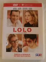 DVD LOLO - Dany BOON/ Julie DELPY / Karin VIARD / Vincent LACOSTE