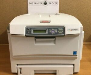 01212701 - OKI C5750n A4 Colour LED Laser Printer