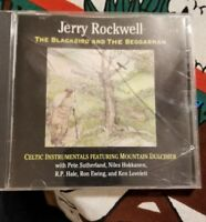 JERRY ROCKWELL - Blackbird & Beggarman - CD - **Excellent Used Condition**