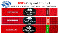 Old Spice Shaving Cream (Original | Musk | Lime ) 30g & 70g + Free Shipping