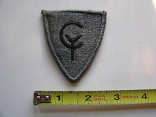 """Shoulder Patch 38th Infantry Division """"Cyclone Division"""" 0706"""