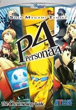 Persona 4: The Official Strategy Guide by
