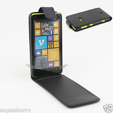 Premium Flip Leather Case Cover For Nokia Lumia 625