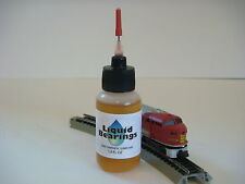 Liquid Bearings, Best 100%-synthetic oil for Marklin and all trains , Read!