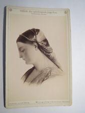 Tizian - Die opferbringende junge Frau / KAB