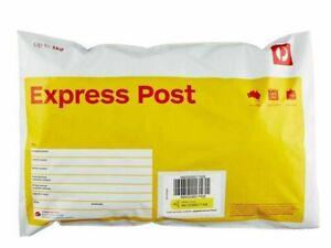 10x GENUINE 1KG EXPRESS Post Satchel - Invoice Upon Request