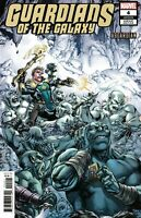 Guardians Of The Galaxy #4 Asgardian Variant (Marvel, 2019) NM