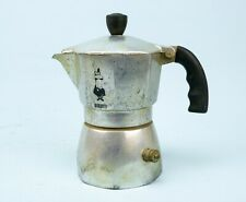 BIALETTI BRIKKA CRUSINALLO Coffee Maker Pot 497 Vintage Retro Espresso Moka