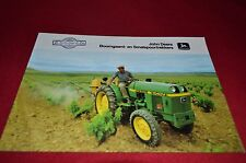 John Deere 1140V 1040V 2040F 1640F 114 Tractor Dealers Brochure AMIL11 In Dutch