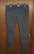 Sonoma Skinny Pants. Gray. size 16