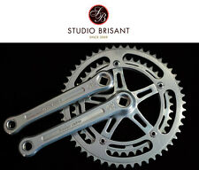 Sugino Super Mighty Competition Crankset 52/42T 170 mm 144 BCD Vintage Road Bike