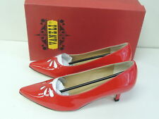 VANELi Women's Tany Dress Pump, Red Patent ( Size 8.5-W, US )
