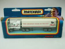 CY-027A Mack CH600 Container Truck - 27359 Matchbox Convoys